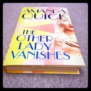 Amanda Quick The Other Lady Vanishes